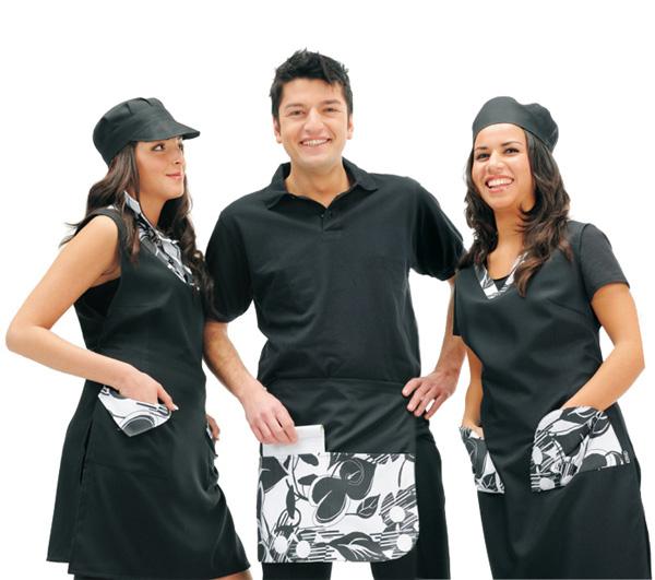 Abbigliamento da lavoro professionale centri estetici e spa