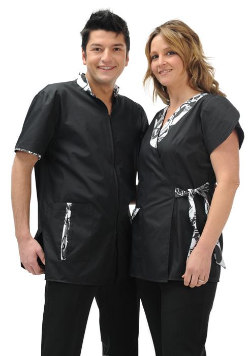 Produzione Abbigliamento da lavoro per estetiste, Centri estetici, Spa e Beauty Farm