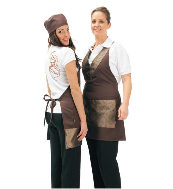 Abbigliamento professionale Grembiuli e polo bar gelateria