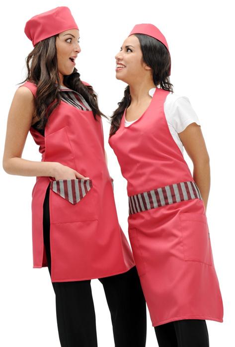 Divise per gelaterie, Abbigliamento professionale