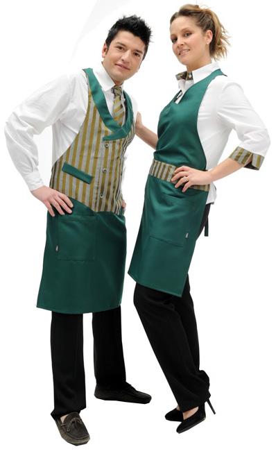 Abbigliamento professionale barista