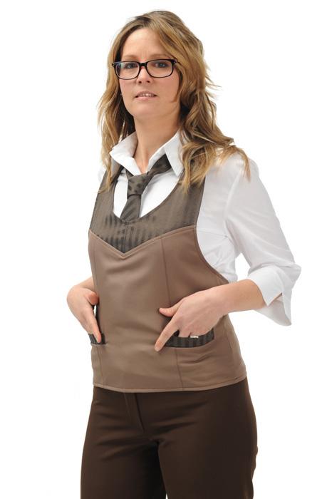 Abbigliamento professionale per bar, hotel e ristorante