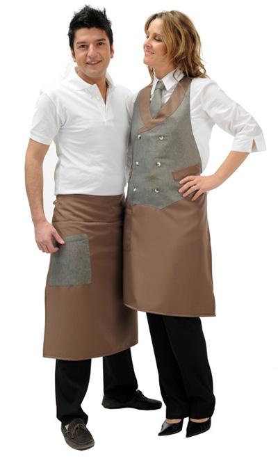 Abbigliamento professionale per pasticceria bar