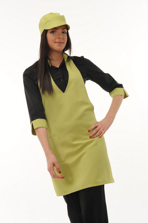 Abbigliamento professionale  gelaterie
