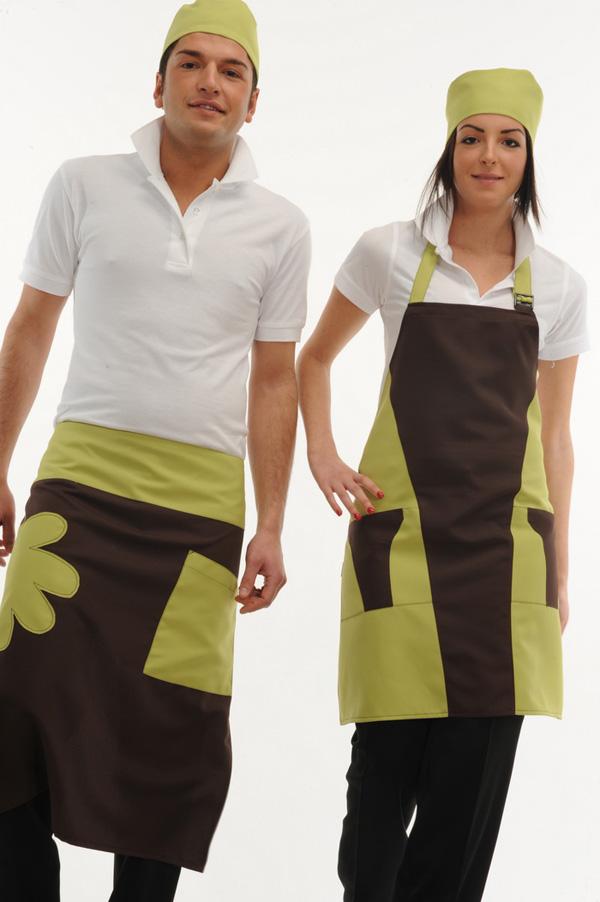 Abbigliamento professionale per bar caffetterie hotel