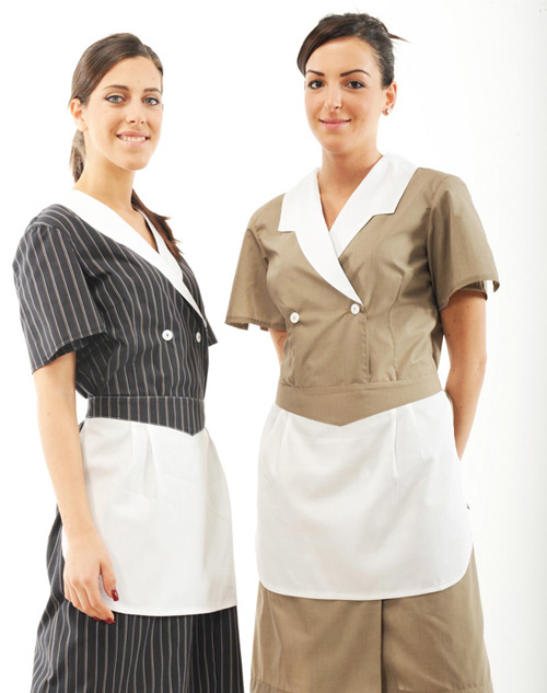 Camici per hotel imprese di pulizie pasticcerie scuole alberghiere gastronomie tour operator
