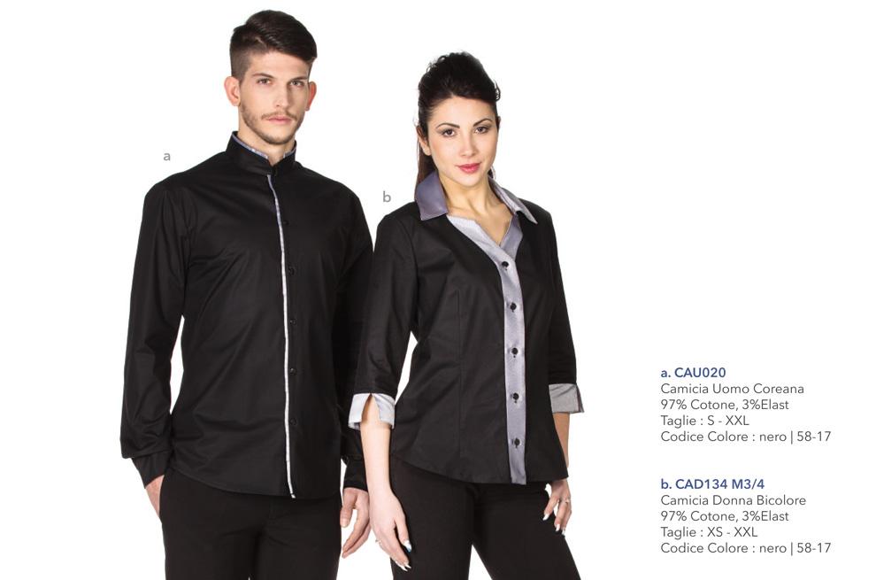 Abbigliamento Professionale settore Alberghiero-Ristorazione 052590e6fc4f