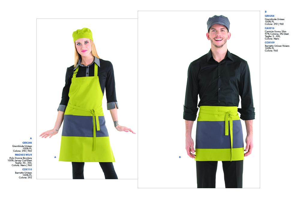 Abbigliamento Professionale per Bar 4eb77e7f6850