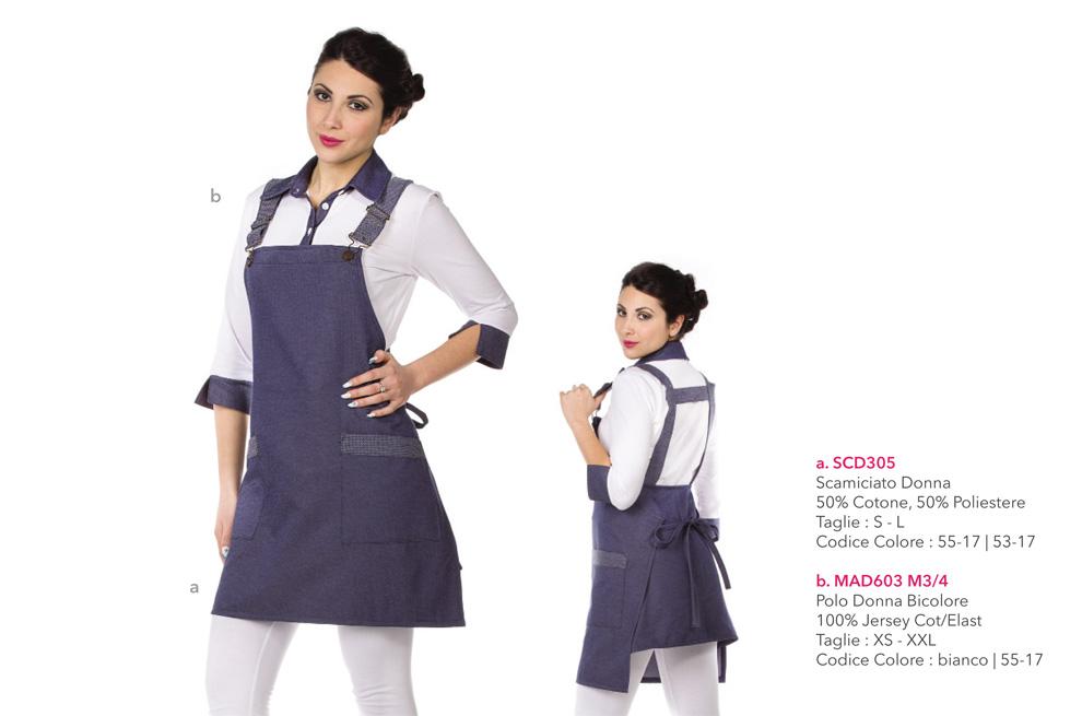 Abbigliamento Professionale per Bar 917f69e4397a