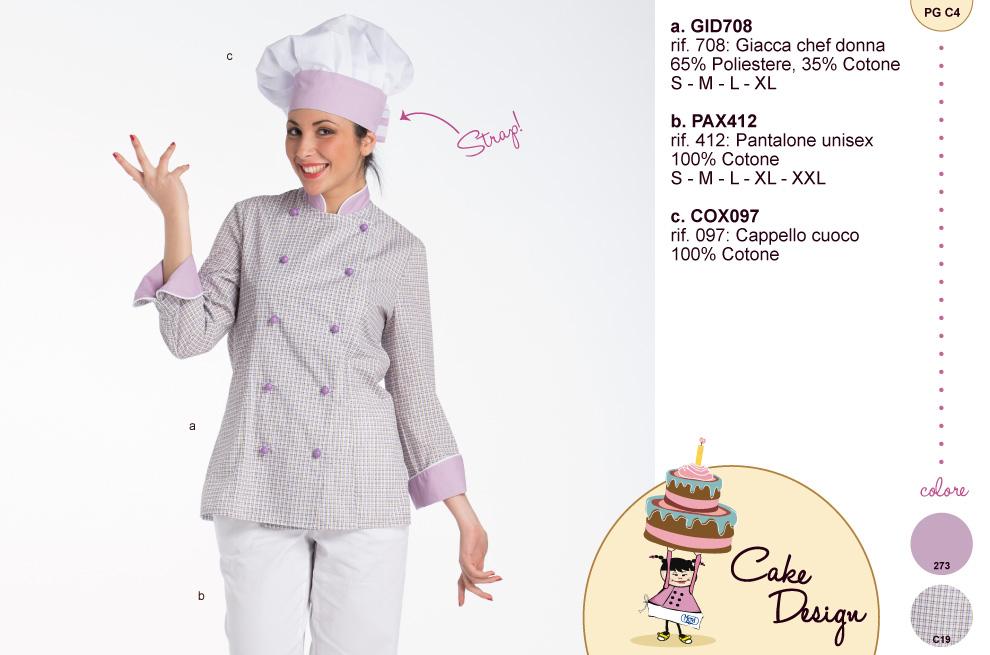 Cake Design: Divise per professionisti ed amanti di questa nuova frontiera della pasticceria