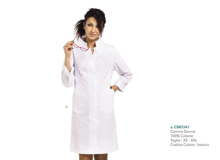 Abbigliamento professionale, camici da lavoro per ospedale