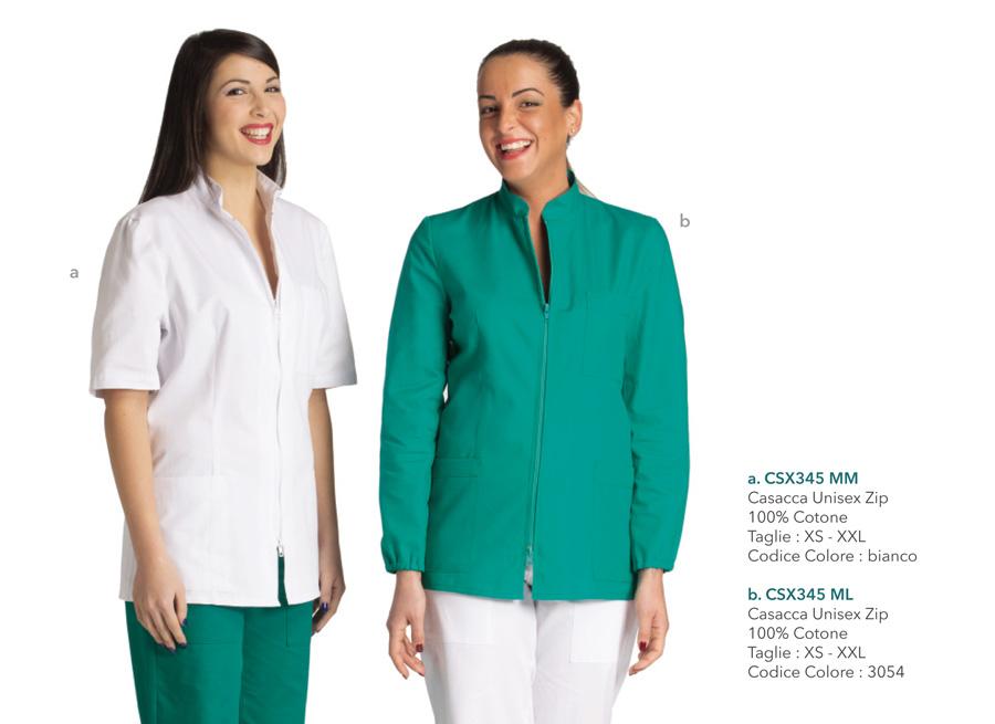 Camici da lavoro, abbigliamento da lavoro medicale, ospedaliero