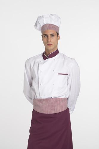 Giacca da cuoco per uomo