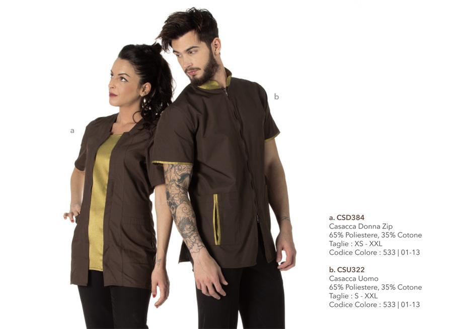 Abbigliamento Professionale per Estetiste e Centri Benessere e0ea2e208bc