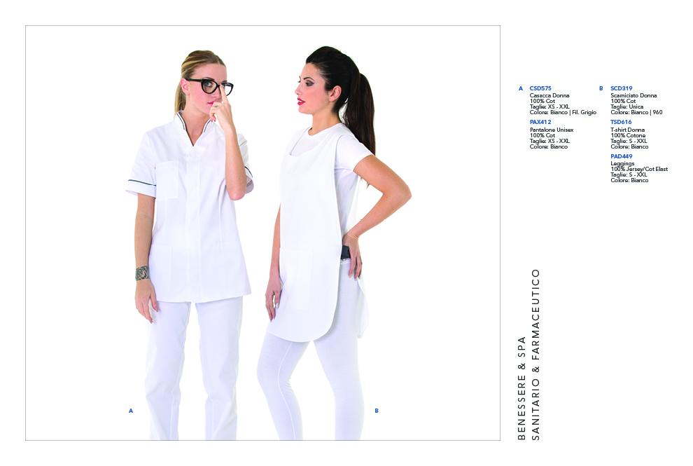 Abbigliamento da lavoro per Lavanderie, Studi Medici, Badanti, Colf, Imprese Pulizie, Medicale, Sanitario, OSS, Ambulatori, Ospedali
