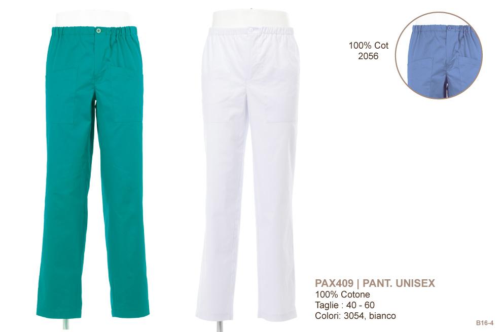 Pantaloni da lavoro, Abbigliamento professionale per cuochi, chef, Camerieri, Baristi e Receptionisti